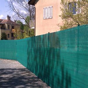 Sichtschutzblende grün